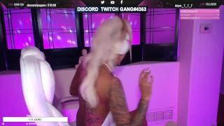 Twitch girl porn